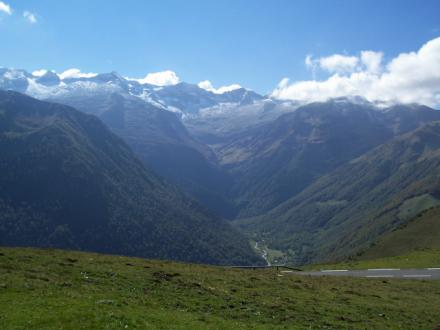 From Superbagneres - Pyrenees