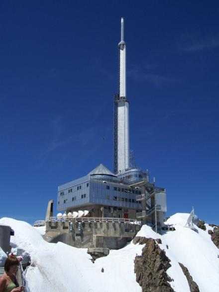 Oservatory Pic du Midi - Pyrenees