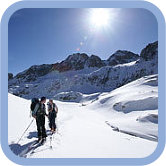 Skiing the Pyrenees